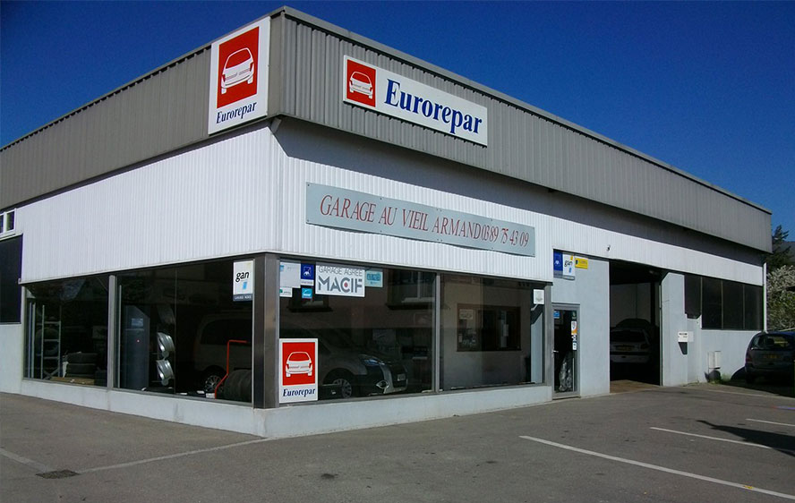 Garage au vieil armand uffholtz garage au vieil armand for Garage eurorepar la jarrie